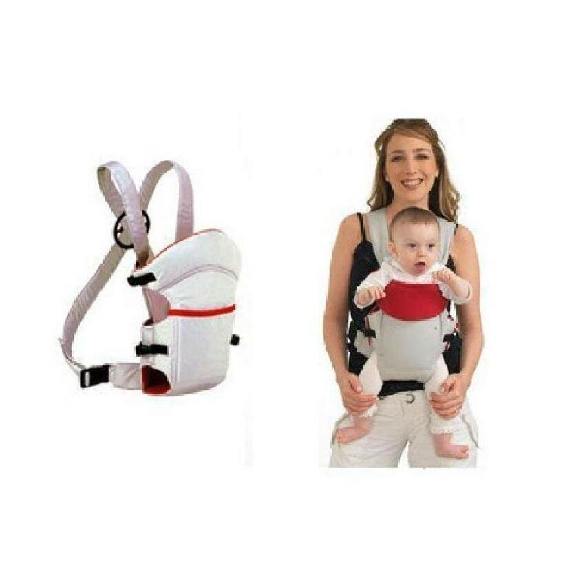 Portable Soft Structured Baby Hip Seat and Carrier
