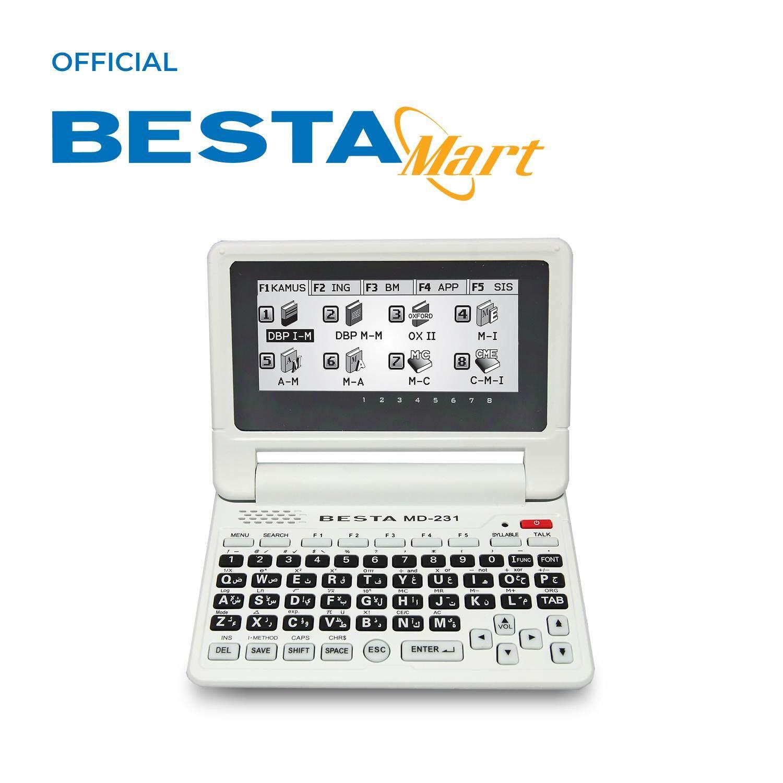 Besta Dictionary MD231