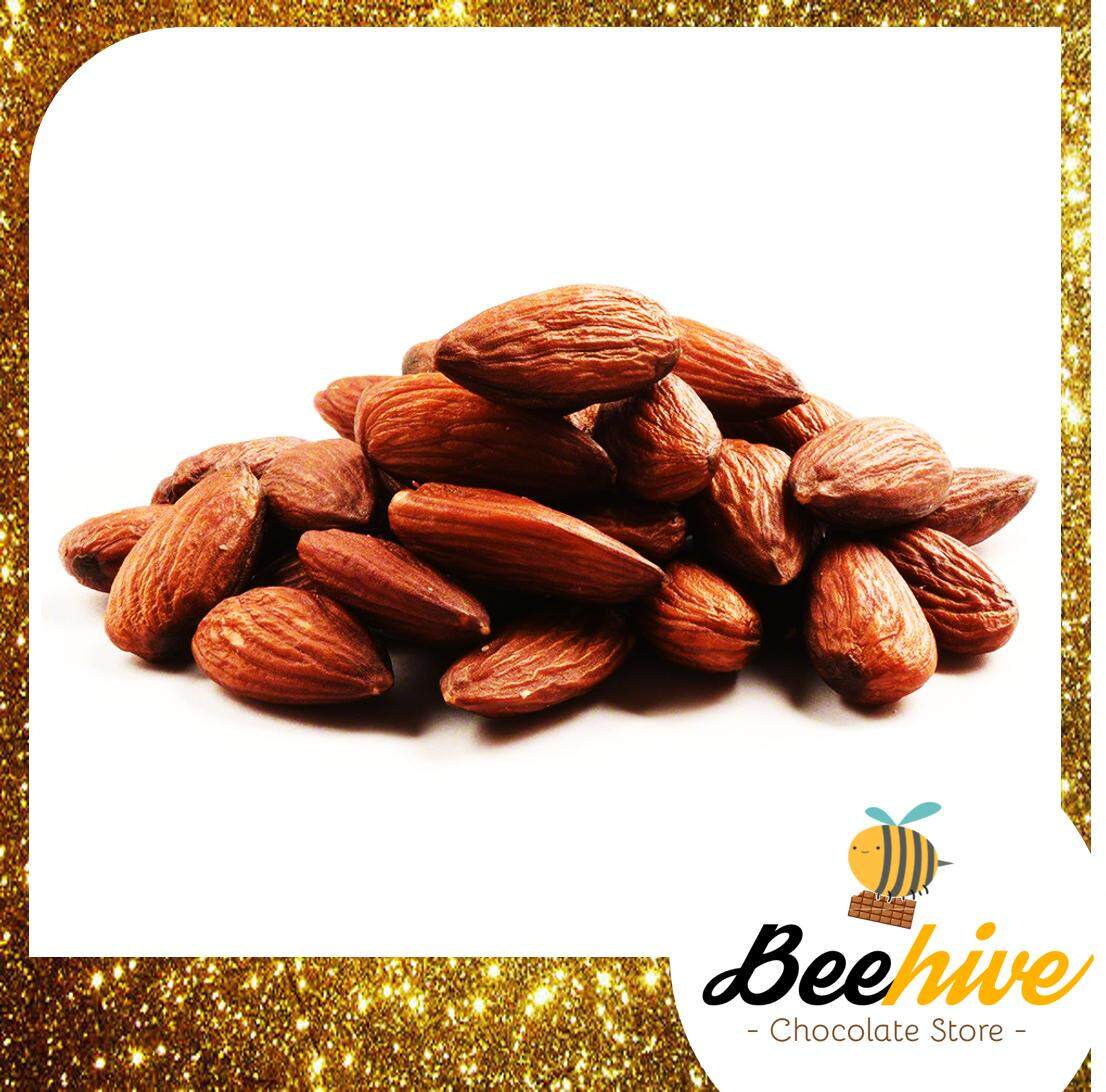 Beehive Healthy Snacks Roasted Almonds 200g (Free Note Writing)