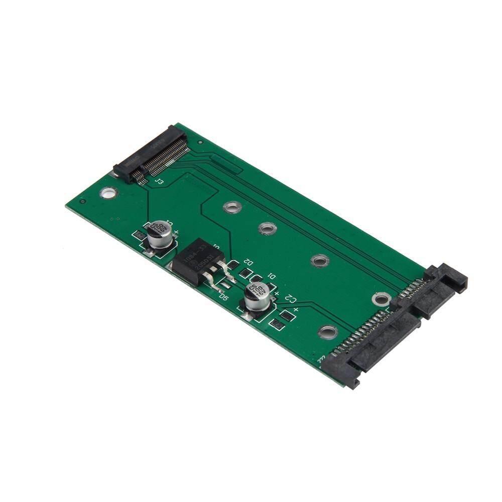 Detail Gambar JY Laptop SSD NGFF M.2 untuk 2.5 Inci 15Pin SATA3 PC Kartu Adaptor Konverter Terbaru