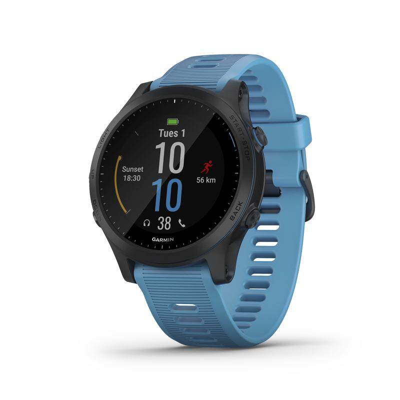 อุตรดิตถ์ Garmin Forerunner 945 Premium Running Watch - [Blue]