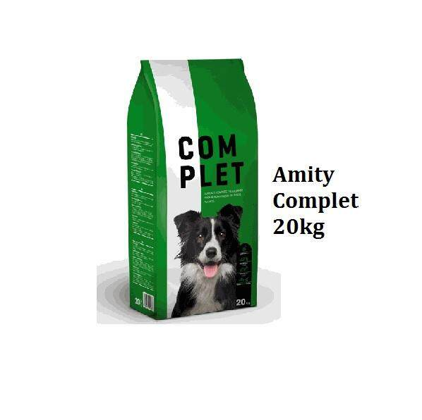 AMITY Complet Adult Dog Food 20 Kg- Chicken & Rice