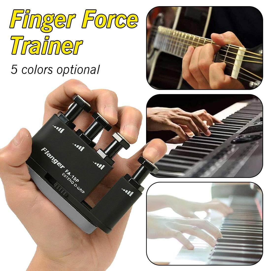 Pegangan Tangan Pelatih Jari Sebagai Penguat Adjustable Power Gitar Latihan Piano Pelatih Jari .