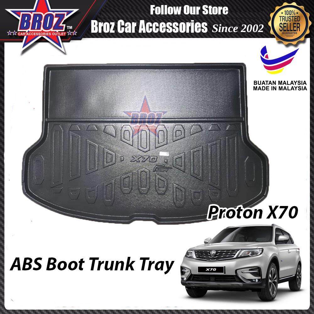 Proton X70 2019 ABS Rear Trunk Boot Cargo Tray (Made In Malaysia)