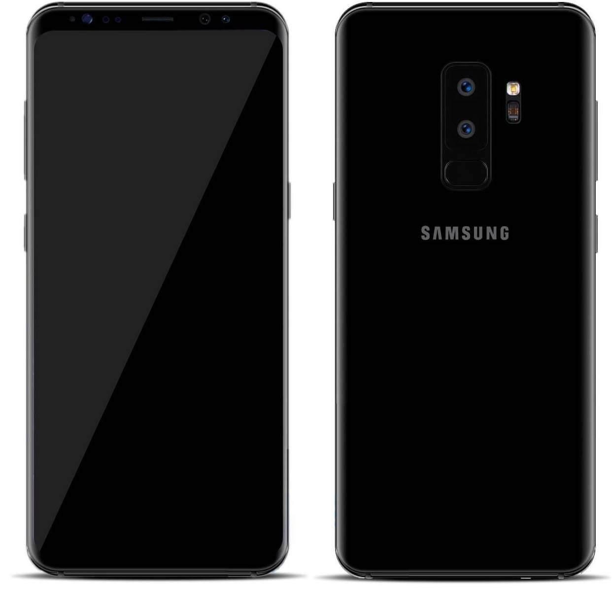 Samsung Galaxy S9 Plus [6GB RAM/128GB ROM] Original Samsung Malaysia Set (Midnight Black)