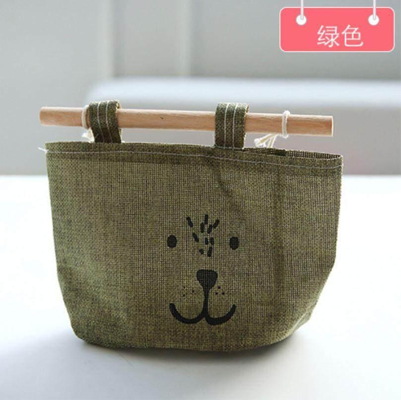 Cute Emoji Fabric Wardrobe Storage Bag ACC-015
