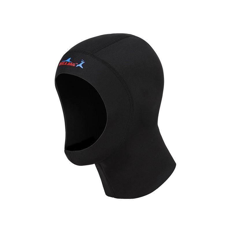 Diving - Ultrathin 1mm neoprene scuba diving cap hoop Snorkeling hat Underwater equipment - [S / M / L / XL]