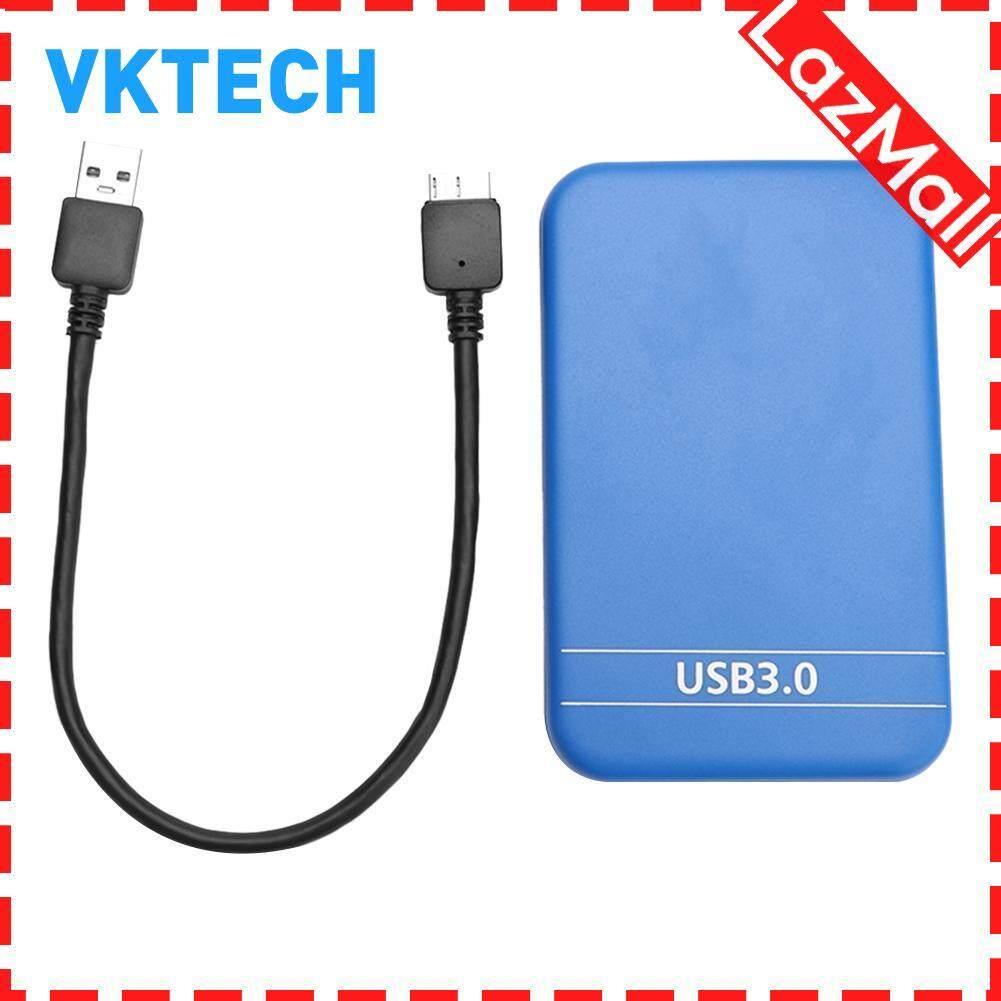 Ổ Cứng Di Động HDD 2.5 Inch SATA 2 USB 3.0 Kèm 6Gbps Bên Ngoài SSD Hộp Đựng Ổ Cứng Box (chỉ Có Ốp)