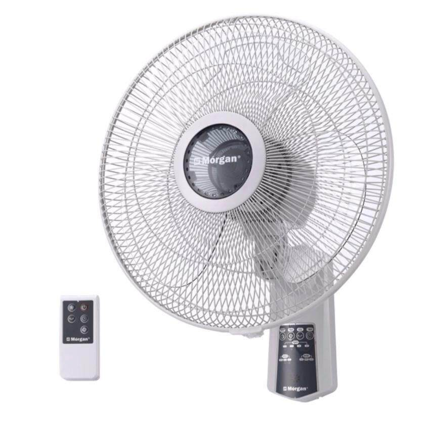 Morgan Wall Fan with Remote Control MWF-NB165RT