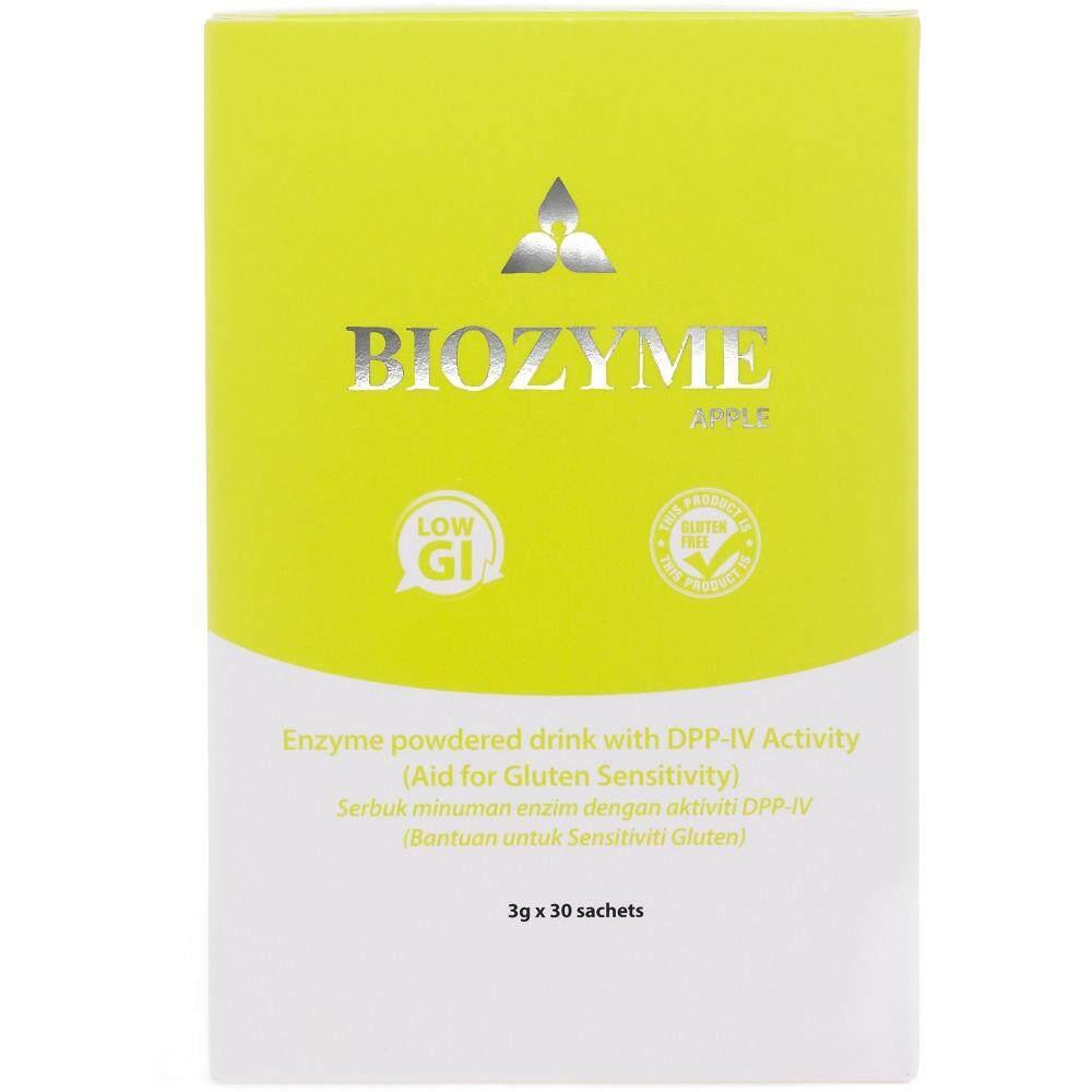 Biozyme- Digestive Enzyme Apple Biozyme- Digestive Enzyme Apple 生酵素-帮助消化 (30 sachets)