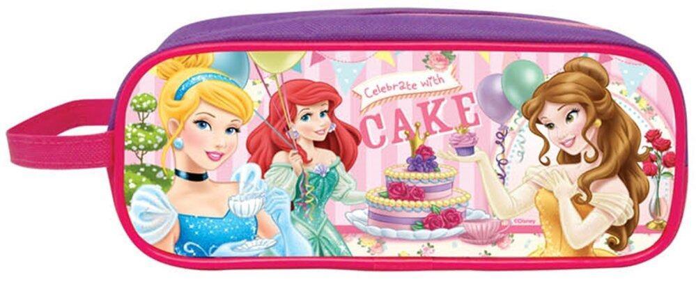 Disney Princess Square Pencil Bag