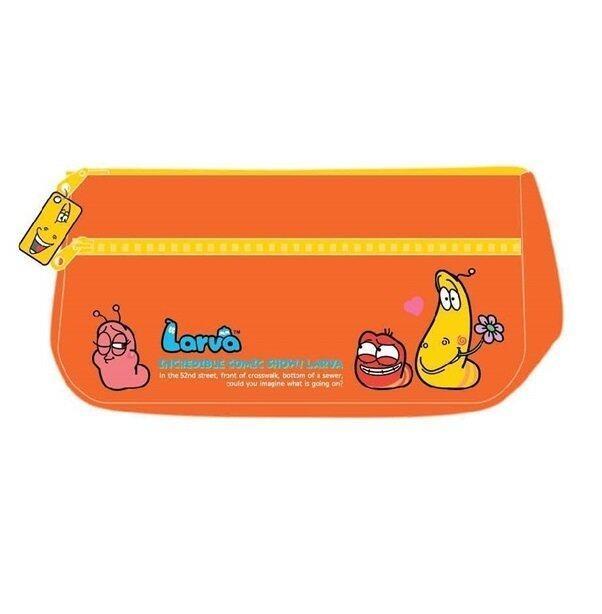 Larva Square Pencil Bag