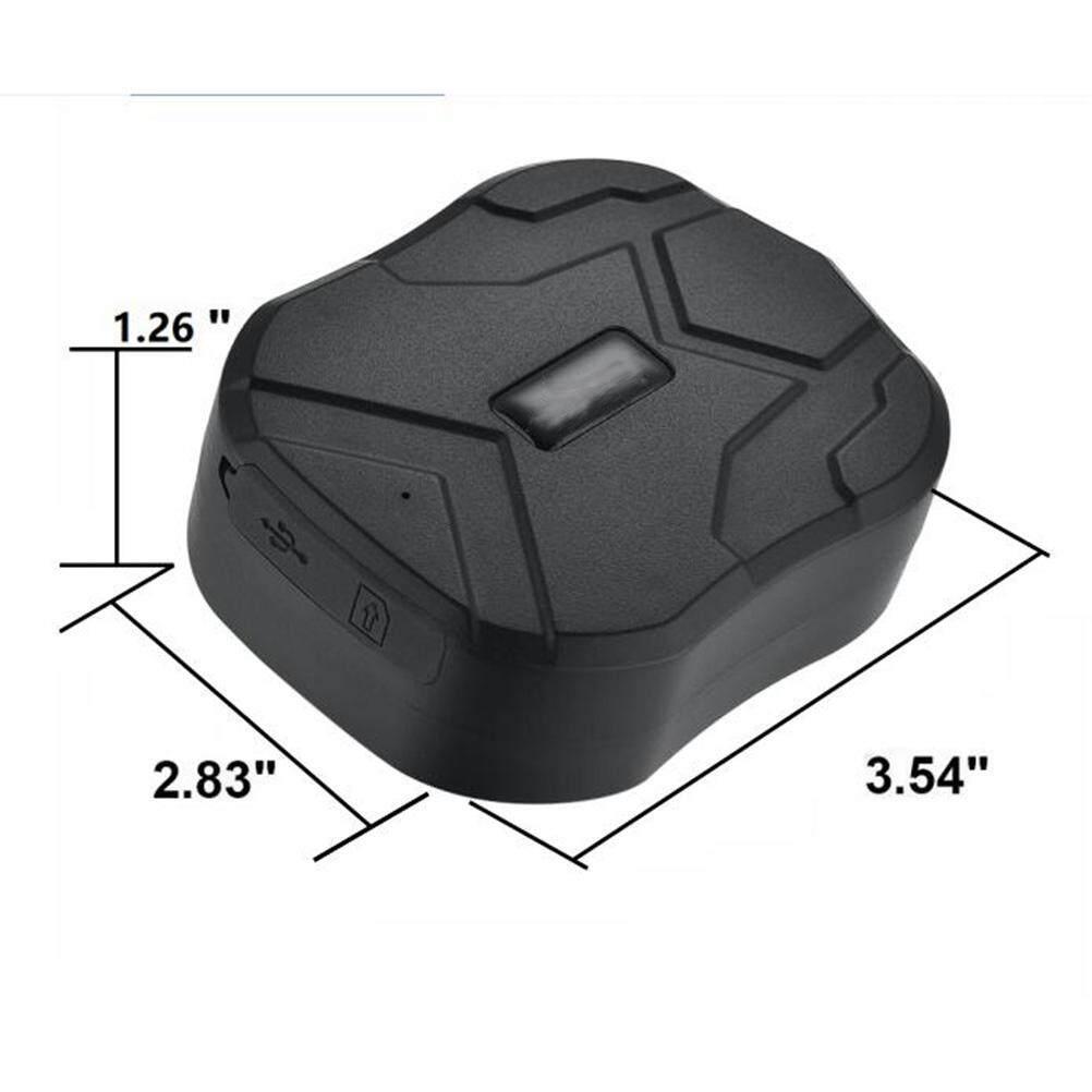 ... TK-905B Pelacak Mobil Alat Pelacak Kendaraan Tahan Air Realtime GPS GSM GPRS Posisi Standby ...