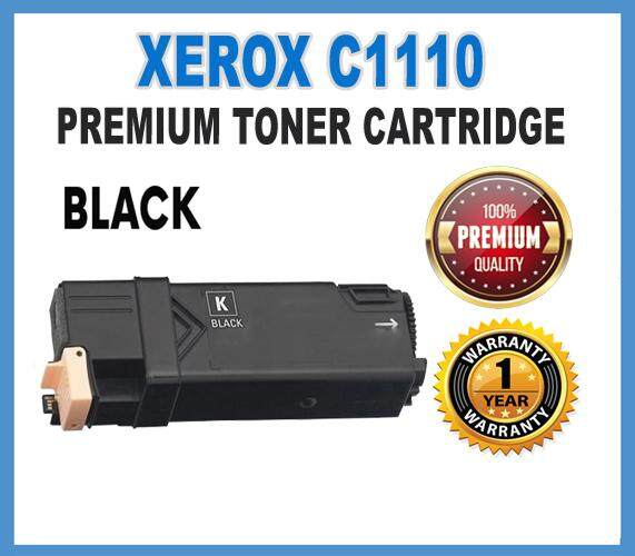 Fuji Xerox Docuprint C1110 / C1110B BLACKCompatible High Quality Toner Cartridge CT201114