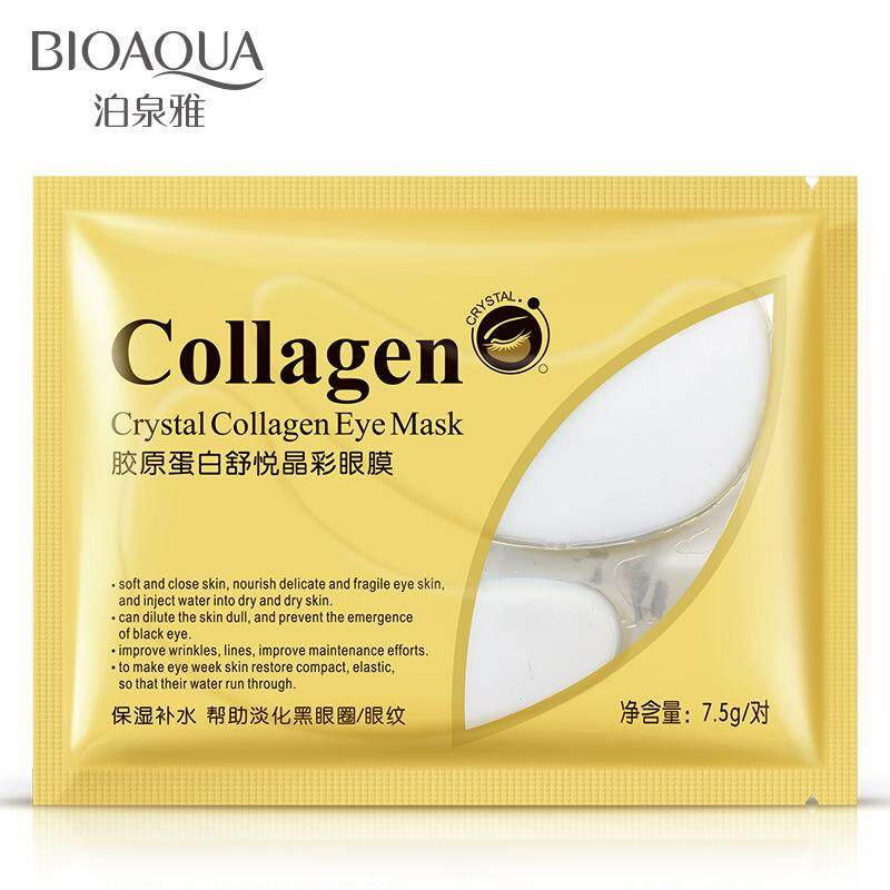 BIOAQUA Crystal Collagen Eye Mask