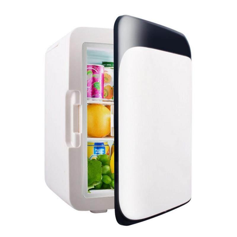 (Đen) congshuo ELEC 10L Mini Di Động Làm Mát Ấm Lên Tủ Lạnh Tủ Lạnh Ngăn Đông Mát Du Lịch Nóng Cho Xe Ô Tô Tự Động Nhà Văn Phòng Dã Ngoại Ngoài Trời du Lịch