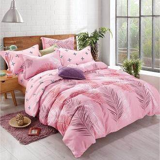 Aussino Relax Pampelune Quilt Cover Set - Queen