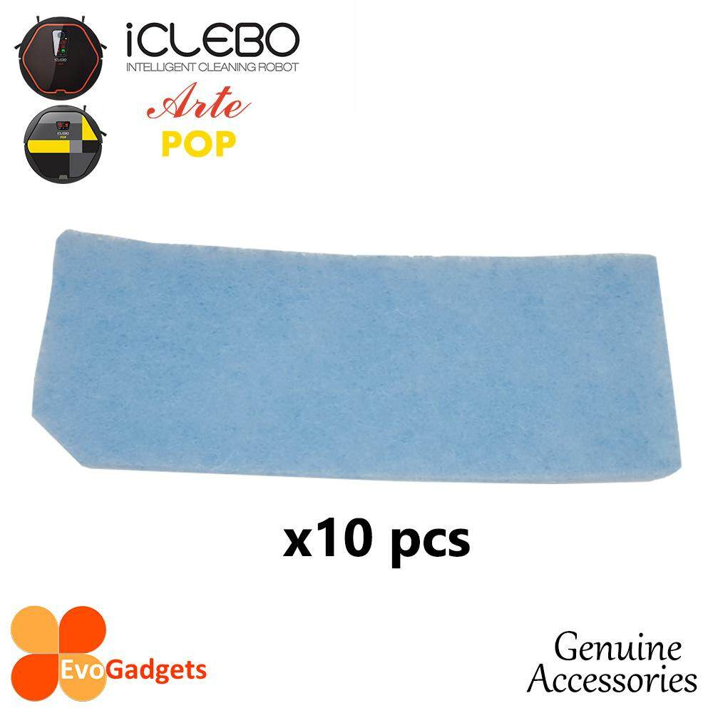 iCLEBO HEPA Filter (Arte and Pop) x 10 pcs
