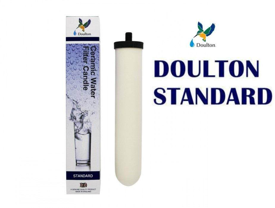 "ELEGANT STYLEZ Doulton Standard 10"" Short Mount (England Imported),Water Filter,Ceramic Candle Filter"