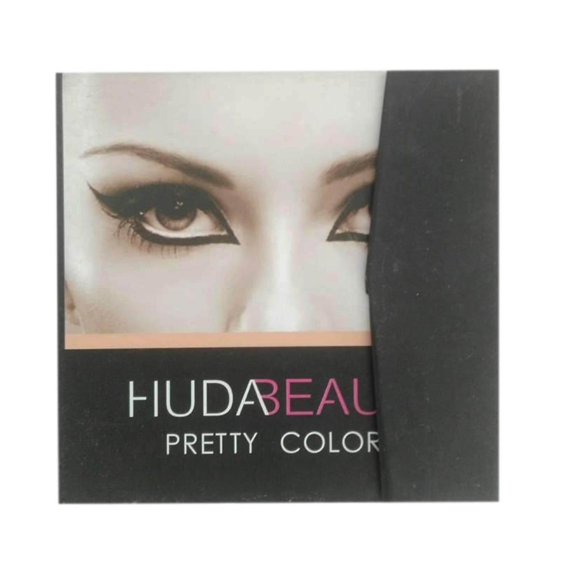 Branded Pretty Color Make Up Kit With Free Make Up Brush Set & Lip Liner