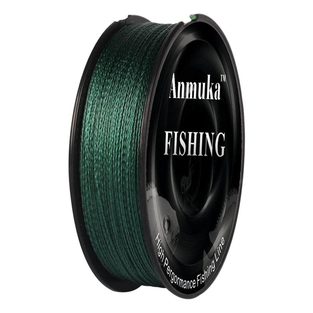 KM®(คลังสินค้าพร้อม) 100M Super PEที่แข็งแกร่ง4 Strandsสานถักเอ็นตกปลาเชือกFish Tackle Tool