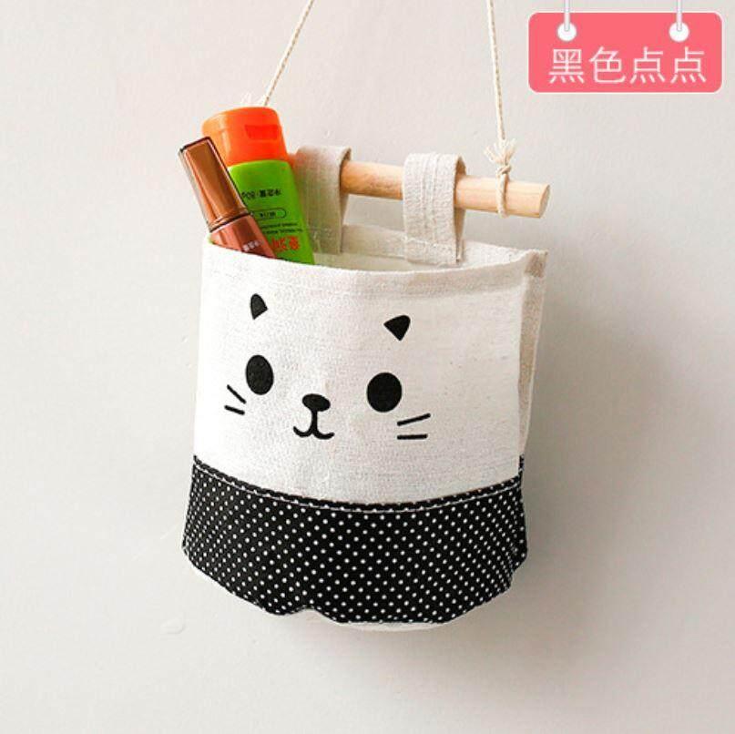 Korea Style Cute Wall Fabric Storage Bag ACC-014