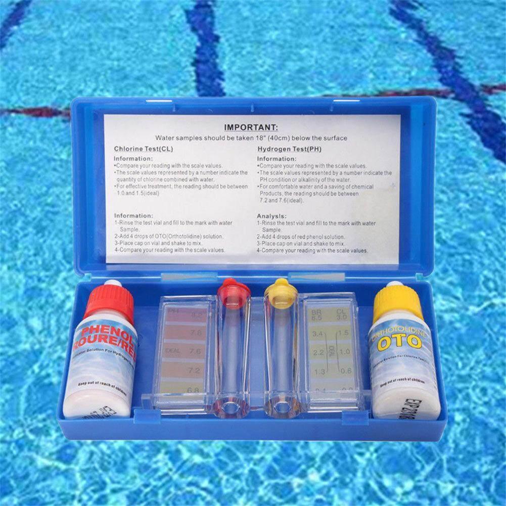 H-L 1 Ph Clo Kiểm Tra Chất Lượng Nước Bộ Hydrotool Thử Nghiệm Bộ Phụ Kiện Cho Bể Bơi