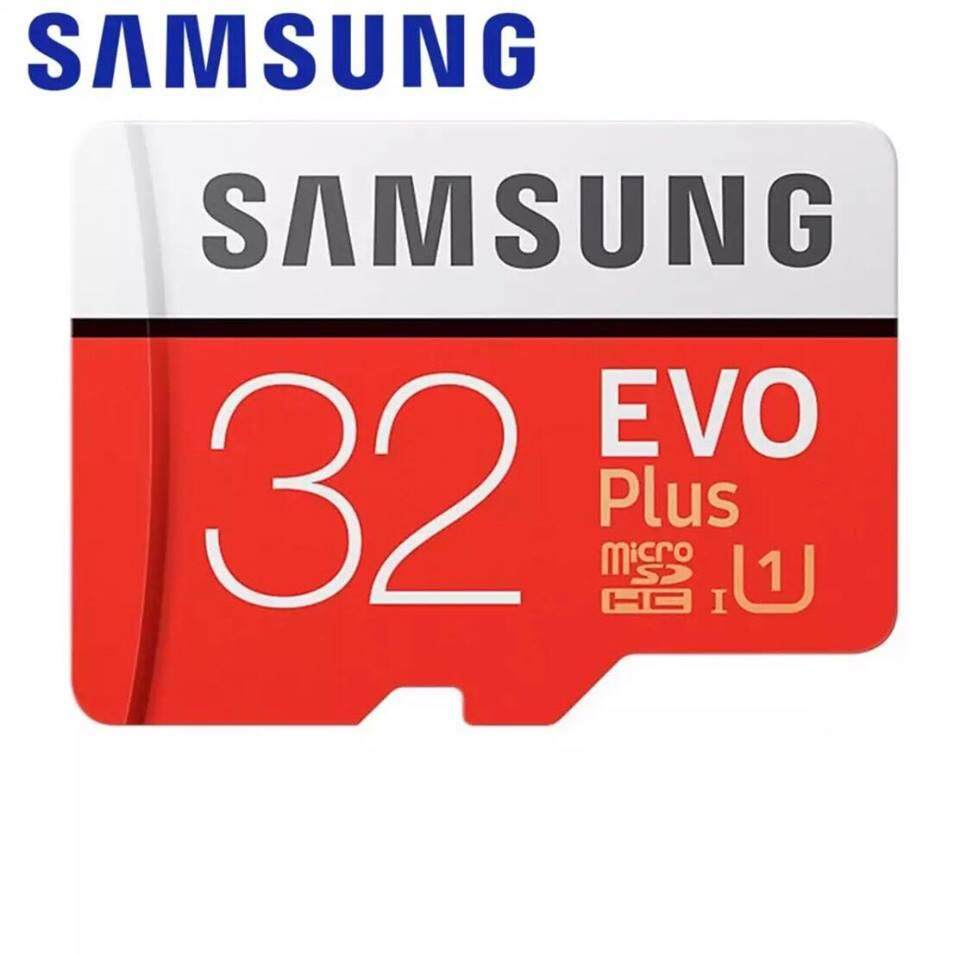 Samsung EVO Plus 32GB 95MB/s MicroSD Class 10 MicroSDHC UHS-I with FREE Adapter