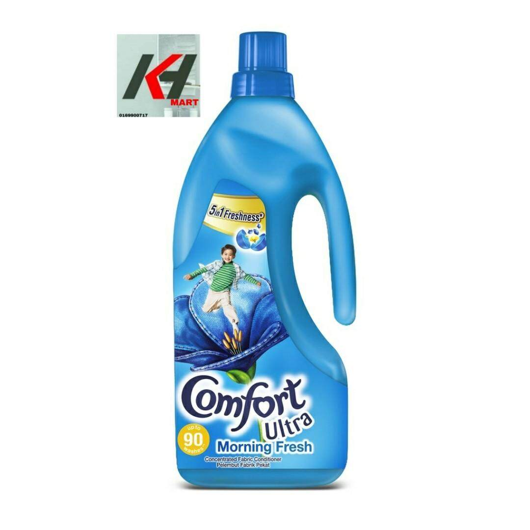 COMFORT ULTRA Concentrate Liquid Softener 1800ML READY STOCK