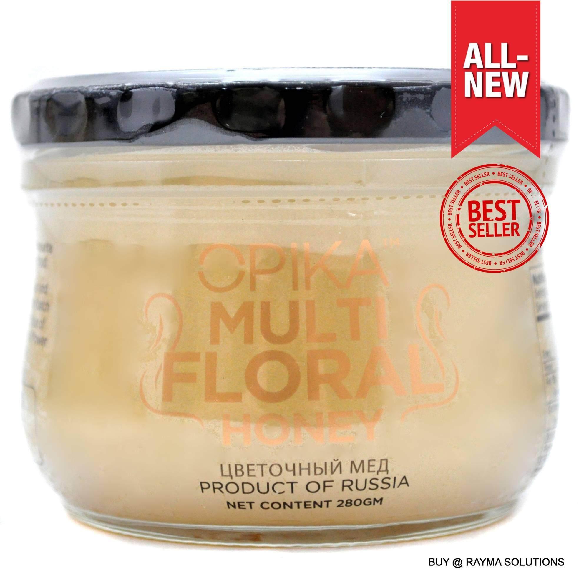 OPIKA Multi Floral Russian Honey 280g