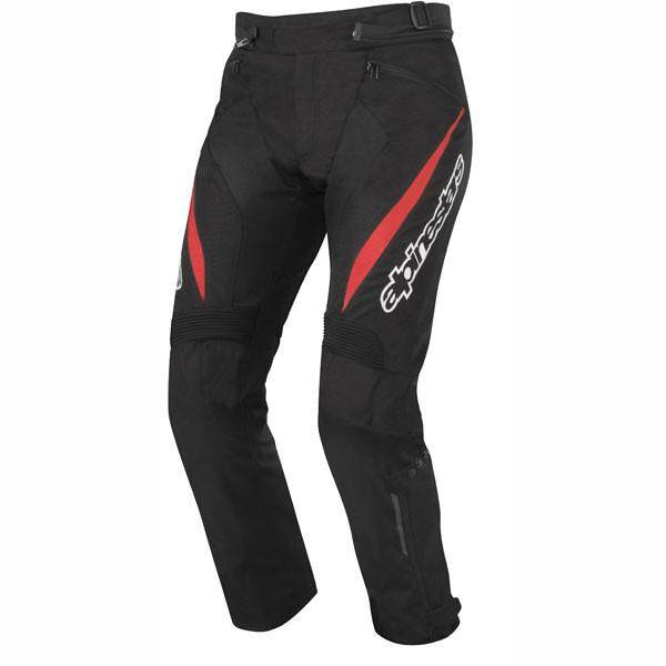 ALPINESTARS STRIKER AIR PANTS (RED / BLACK) - [ORIGINAL]