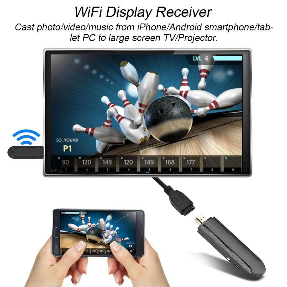 Projectors - HDMI DongleTV Projector Display WiFi Receiver DLNA Airplay Micracast Interactive
