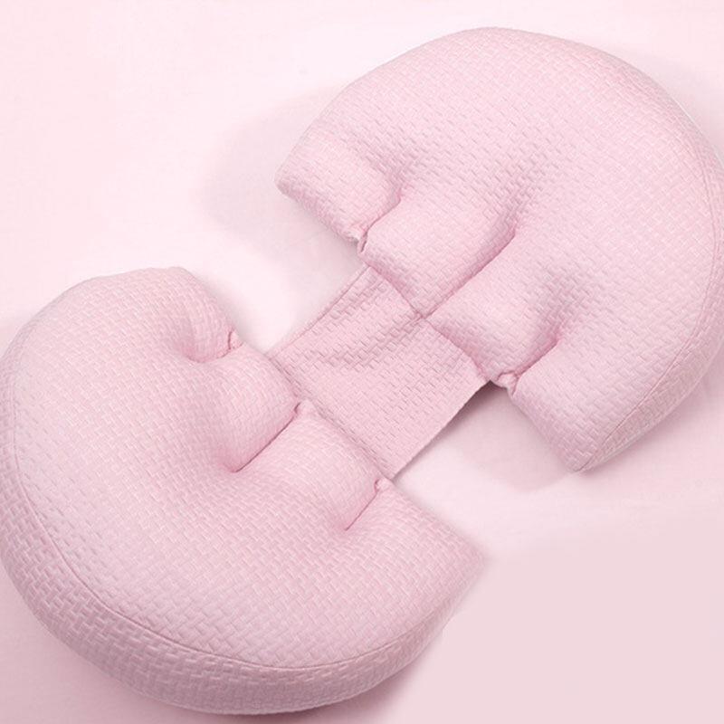 หมอนคนท้อง หมอนตั้งครรภ์ เบาะรองรับเอว หมอนรองคนท้อง บรรเทาอาการไม่สบายเอว ที่รองคนท้อง หมอนหนุนคนท้อง หมอนข้างคนท้อง