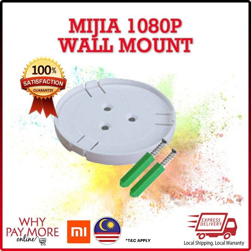 [READY STOCK] Wall Ceiling Mount Holder Mijia Dafang Xiao Fang Xiaofang Mijia 1080P CCTV Adapter Xiao Mi