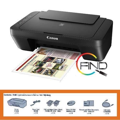 Fuji Xerox, Canon Pixma, Epson, Inkjet printer, Printer Canon