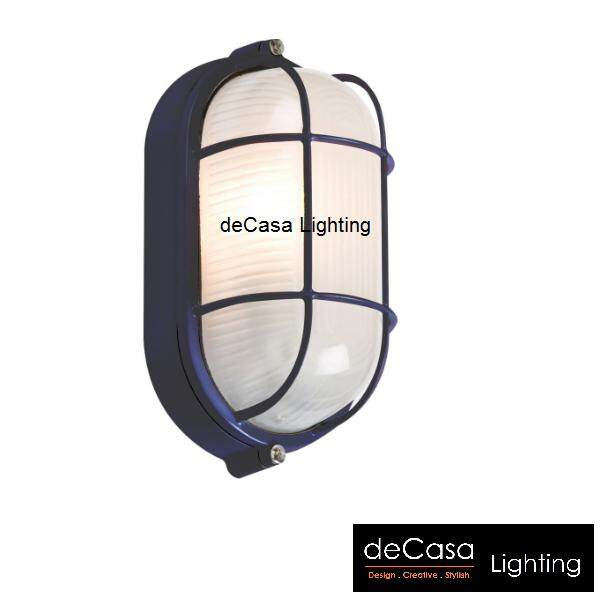 DECASA Outdoor Bulk Head Ceiling Light Or Wall Light (CM-SY-FA8074-S)