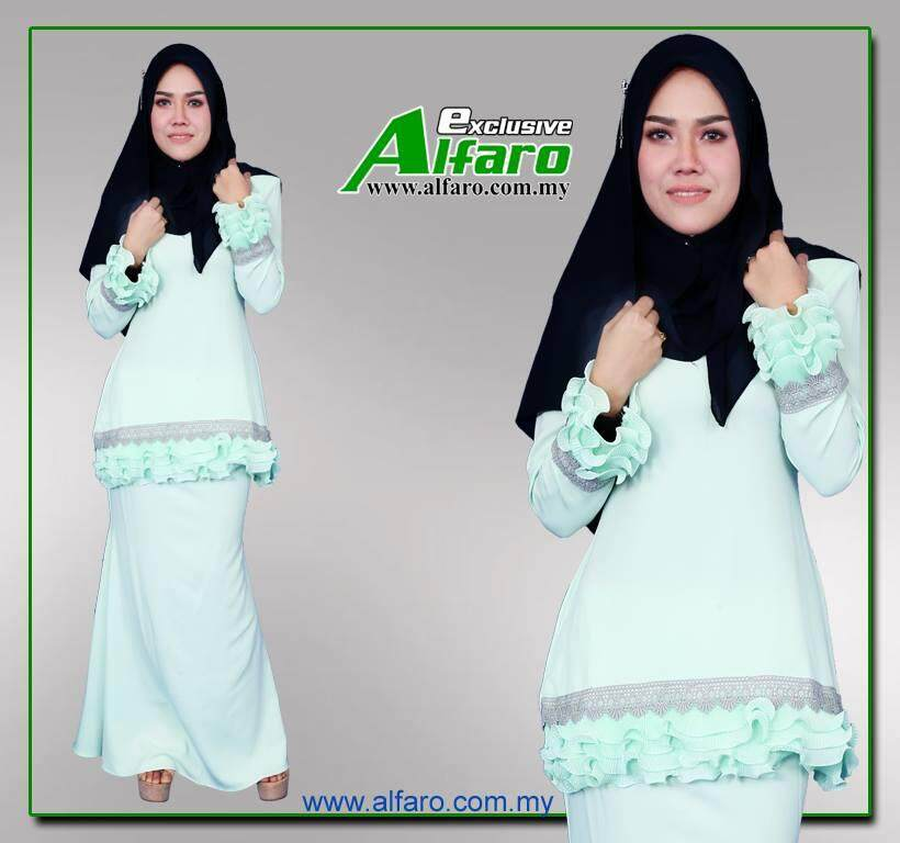 Baju Kurung Rafal Lace Fashion