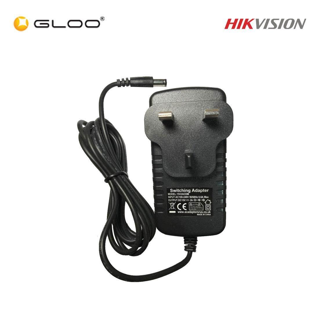 Hikvison 12V Power Adapter DSA-12PFG-12 FUK 120100