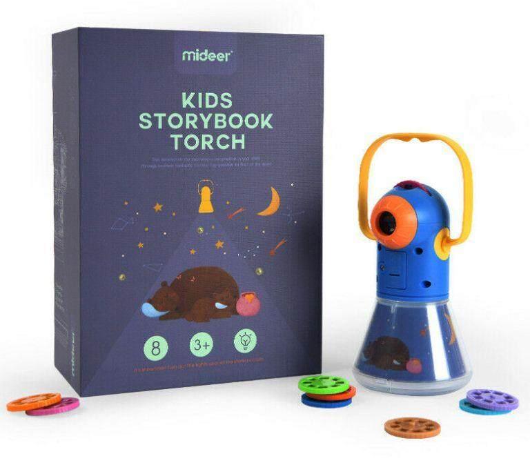 MiDeer Storybook Torch Lamp baby toys