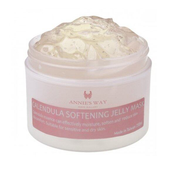 Annie's Way Calendula Softening Jelly Mask