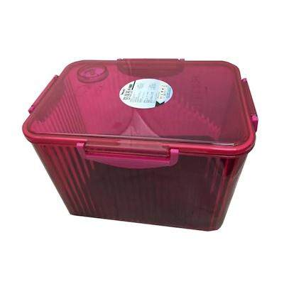 Samurai F-580 Dry Box - 14 Liter (No Electric Needed/ Ready Stock)