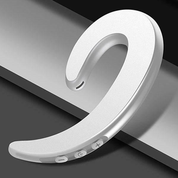 ของแท้ขายหูฟังบลูทูธไร้สายเบ็ดหูฟังไม่เจ็บปวดชุดหูฟังบลูทูธหูฟังออกกำลังกายสำหรับโทรศัพท์ iPhone Xiaomi
