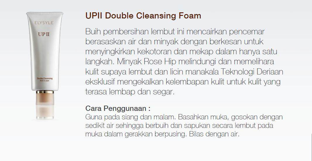 Elken Elysyle UPII Double Cleansing 100g - CUP7