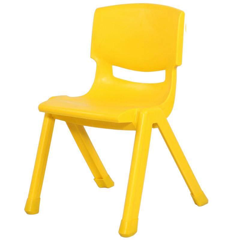 RuYiYu - 30 ซม. ความสูง  ซ้อนกันได้พลาสติกเด็กการเรียนรู้เก้าอี้  เก้าอี้ที่สมบูรณ์แบบสำหรับ Playrooms  โรงเรียน  daycares และบ้าน