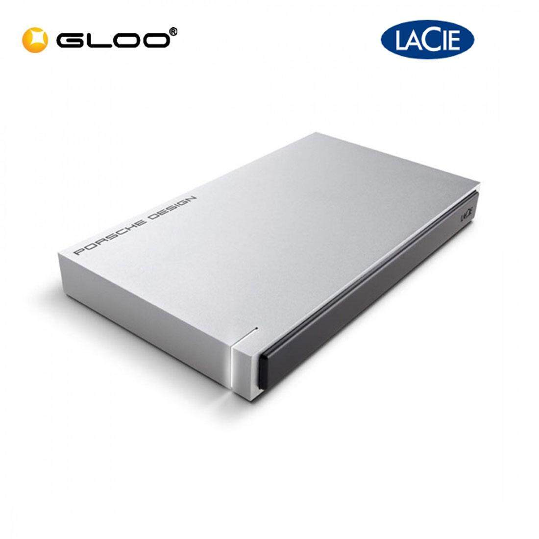 Lacie 1TB Porsche Design 2.5 USB 3.0 Light Grey STET1000400