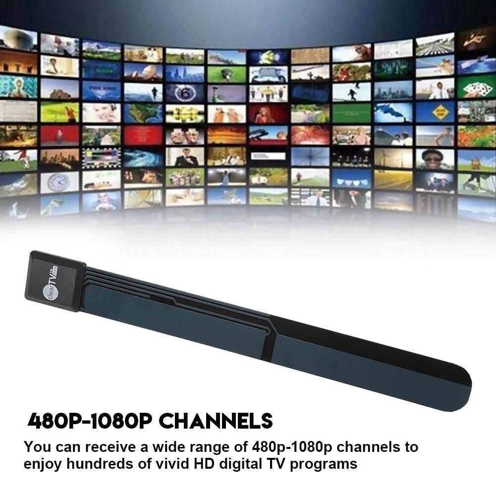 Home Improvement - Clear TV Key Antenna 1080p HD Digital TV Signal Antenna