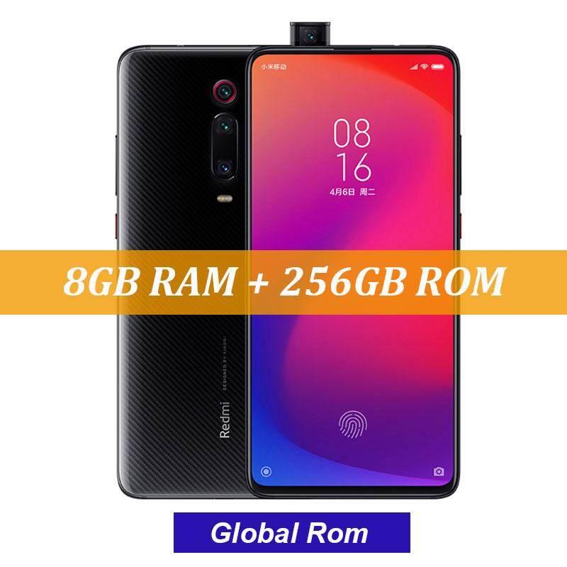 นครสวรรค์ Original Xiaomi Redmi K20 Global ROM OCTA-Core 6.39 นิ้วหน้าจอ AMOLED ขนาด 8GB RAM 256GB ROM 48MP กล้อง 4000 mAh-US Plug