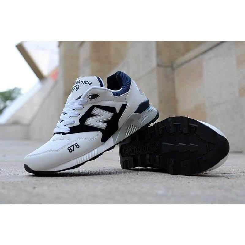 สอนใช้งาน  อุทัยธานี Original New Balance สีคลาสสิก 878-3 สีขาวสบายๆกีฬารองเท้า