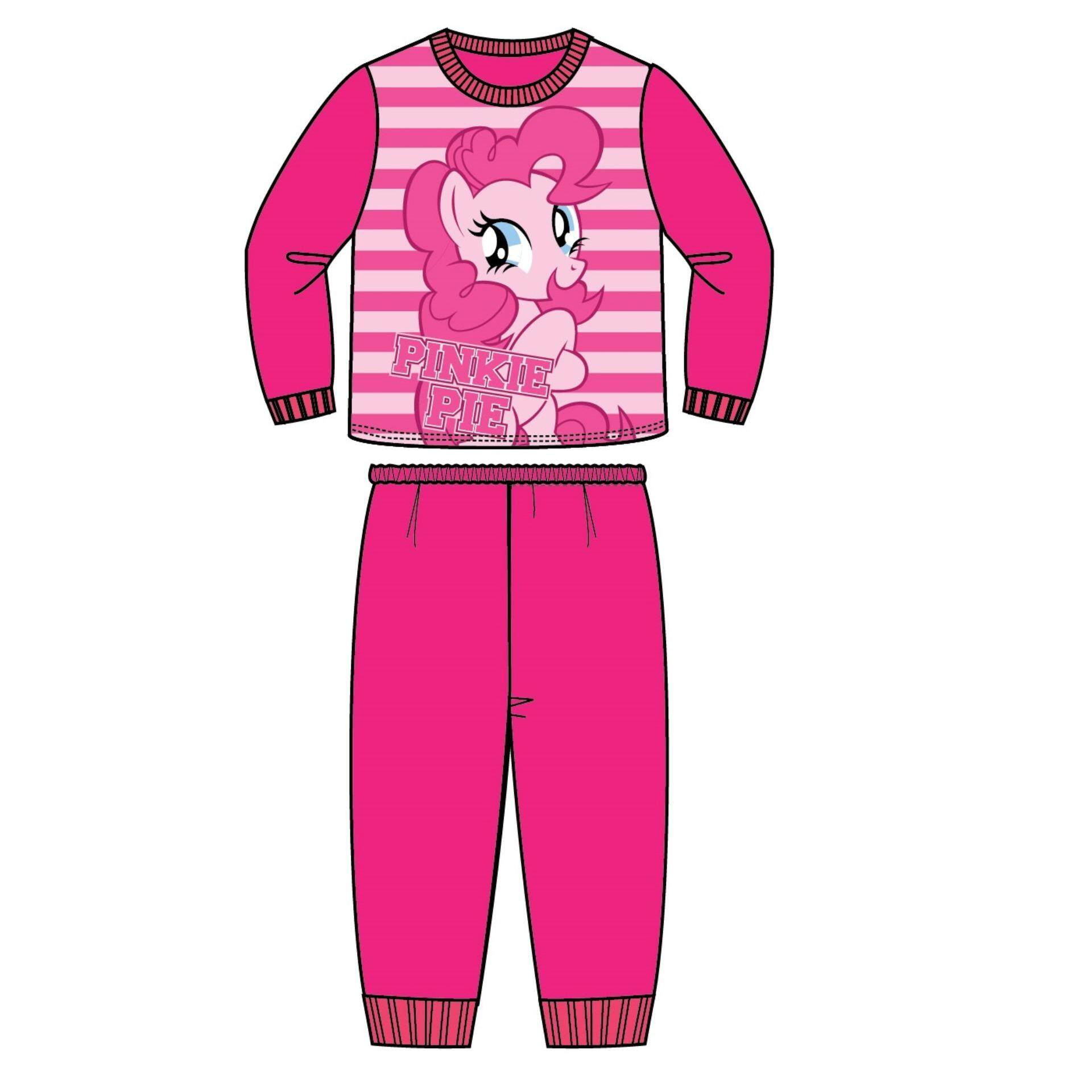 My Little Pony Children Kids Pajamas Homewear For Age 1yrs To 5yrs 100% Cotton - Pinkie Pie