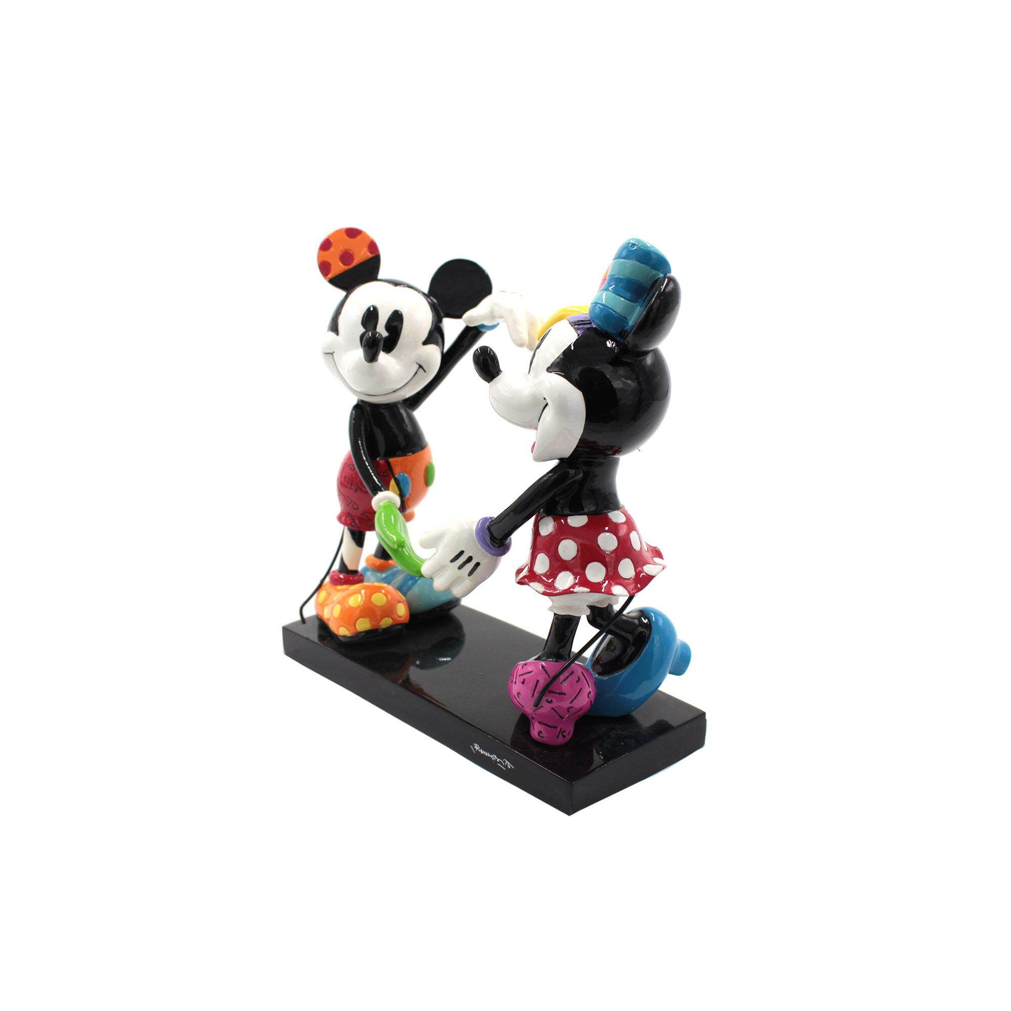 Disney Enesco Mickey And Minnie Collection - Lovely